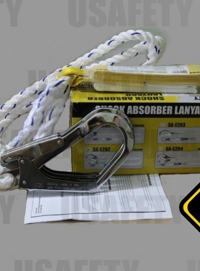 Energy absorber lanyard US-SA-E202